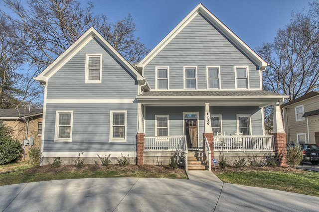 Open House: 1209 Cline in East Nashville, Saturday 1-4