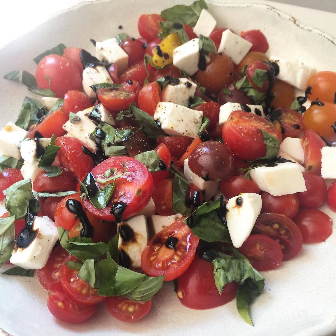 Sunday Brunch Caprese