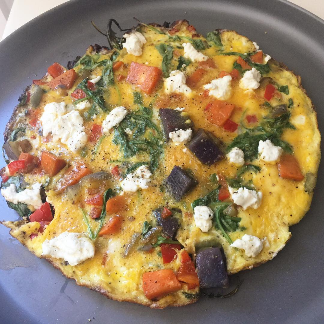 Sunday Brunch Omelet
