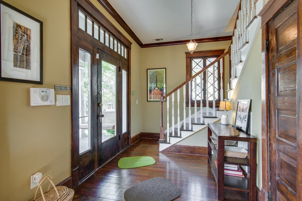 Open House: 1417 Woodland, East Nashville