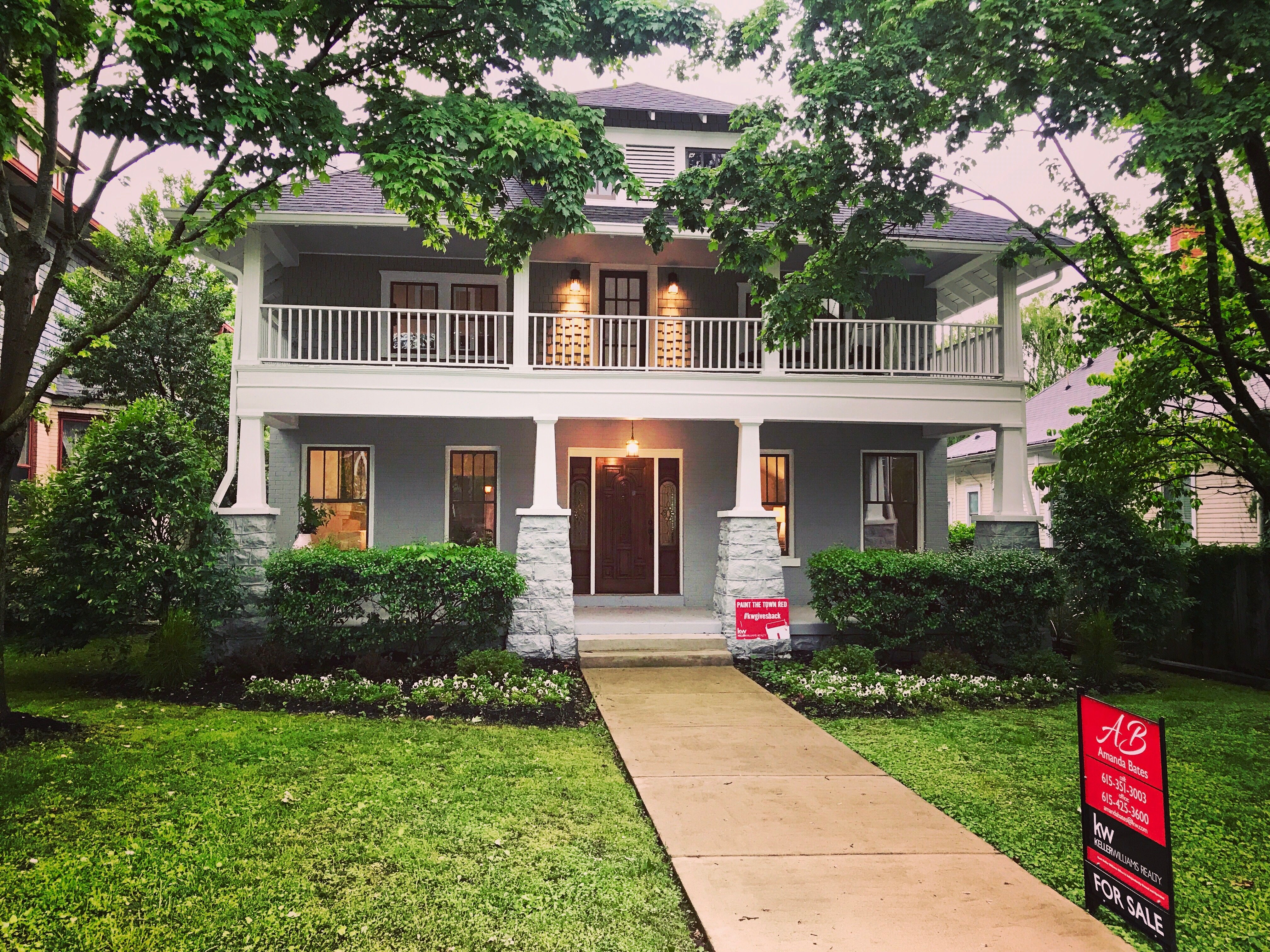 Open House: 1310 Stratton, East Nashville